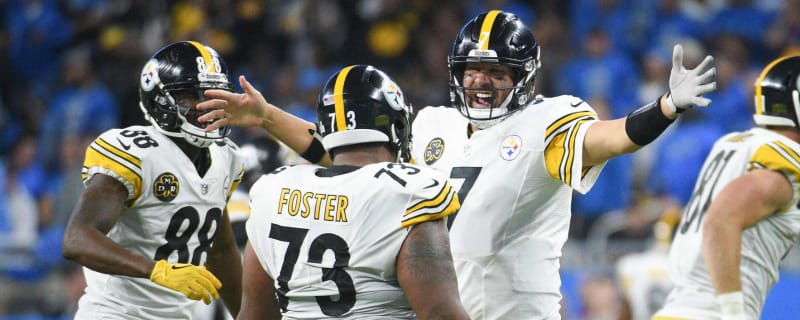 38f3ba3b1 Steelers veteran Ramon Foster says team is  closer than we have ever been