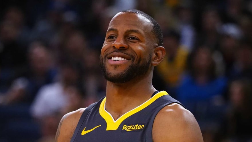 Andre Iguodala on playing in 2019-20: 'It's got to be worth my time'