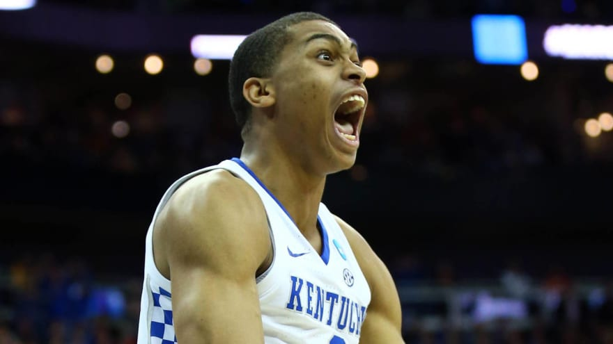 NBA Draft prospect pulls up to restaurant in $300,000 car