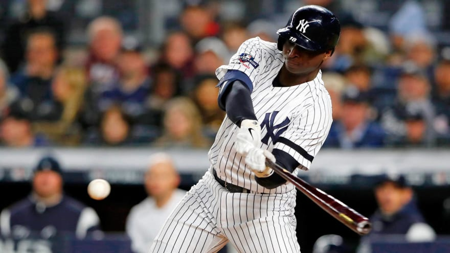 Report: Brewers remain interested in Didi Gregorius