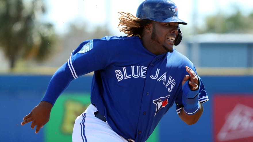 Optimistic 2019 projection for Vladimir Guerrero Jr. is out of this world