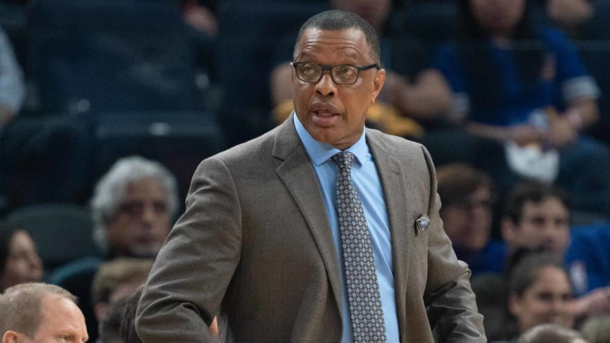 Former New Orleans Pelicans head coach Alvin Gentry