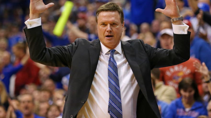 Bill Self facing head coach responsibility charge in Kansas notice of allegations