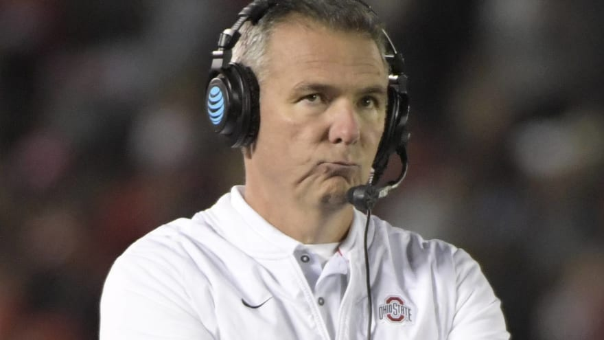 Urban Meyer calls for uniform scheduling to fix 'failed' College Football Playoff