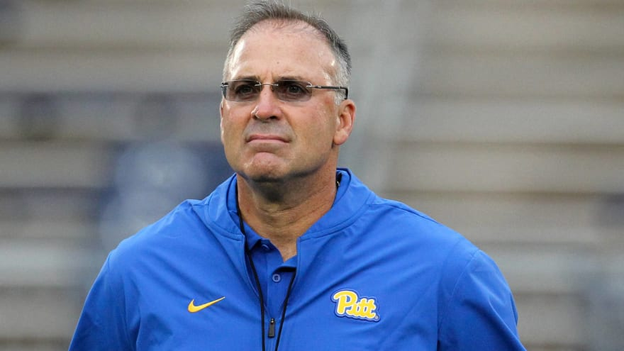 Pitt Panthers HC Pat Narduzzi defends himself over horrendous decision to kick field goal from 1