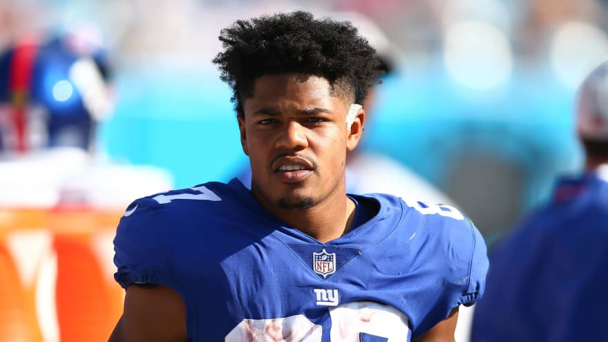 Report: NFL, NFLPA to reassess concussion protocol after Sterling Shepard error