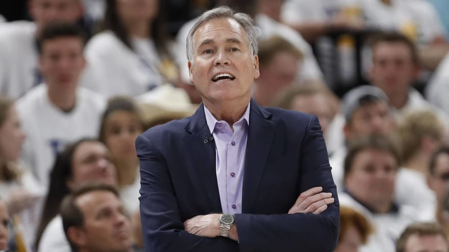 Rockets reportedly low-balled coach Mike D'Antoni in contract talks