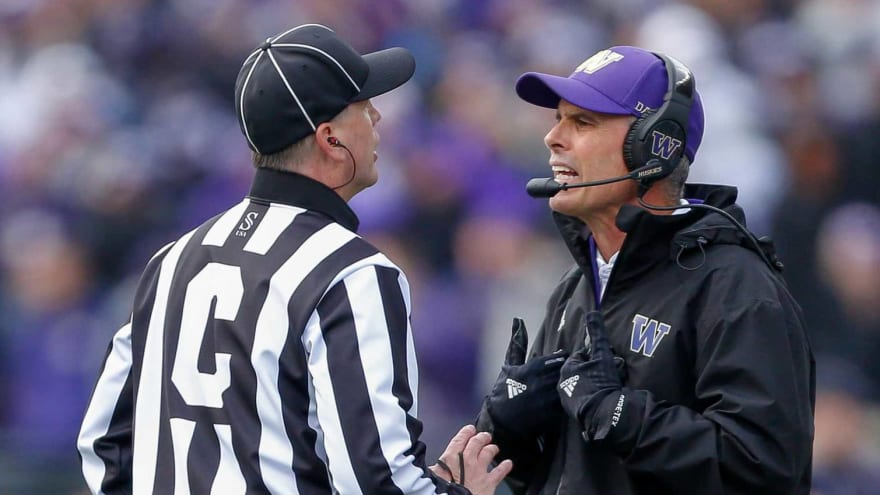 Did Oregon get away with pass interference on final play against Washington?