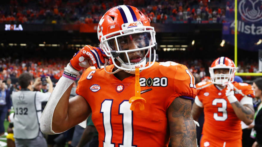 Clemson LB Isaiah Simmons declares for NFL Draft