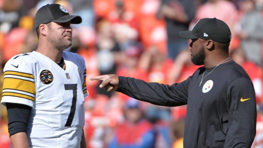 With season likely lost, Tomlin, winless Steelers must take hard look in mirror