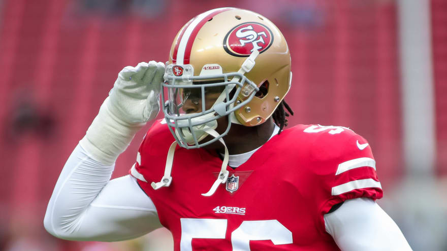2b78a9cc8 NFL reportedly made Reuben Foster decision after reviewing video of the  incident