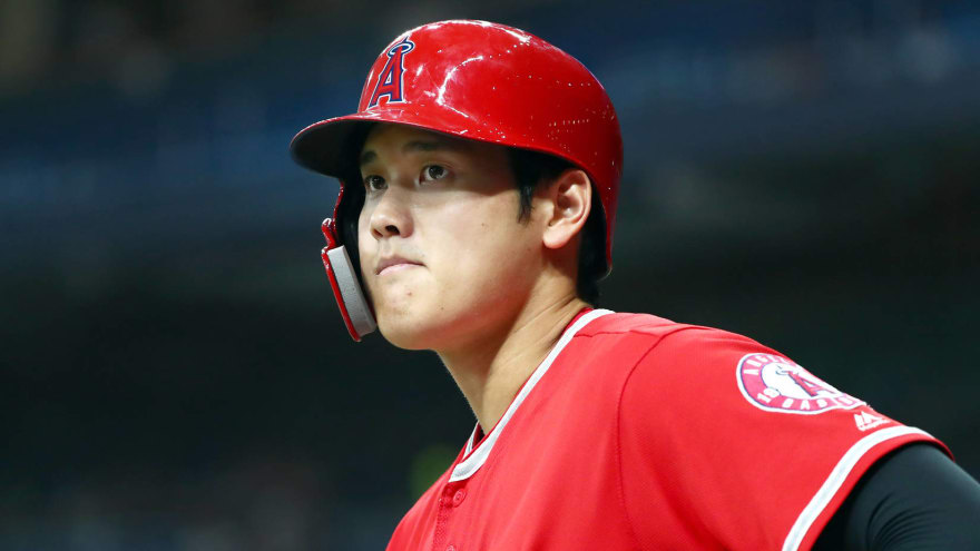 Shohei Ohtani becomes first Japanese-born player to hit for cycle
