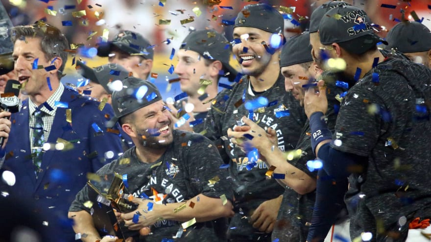 Astros, Nationals take very different paths to the 2019 World Series