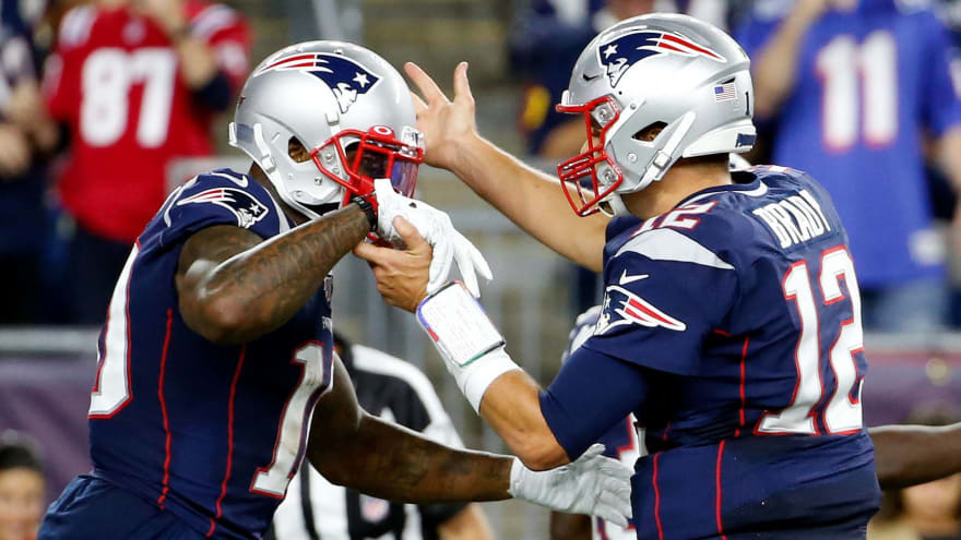 Week 2 NFL mismatches: Why Patriots could win by 50 or more
