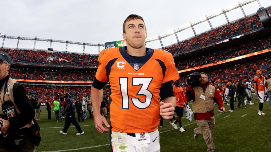 Report: Trevor Siemian likely to play through shoulder sprain