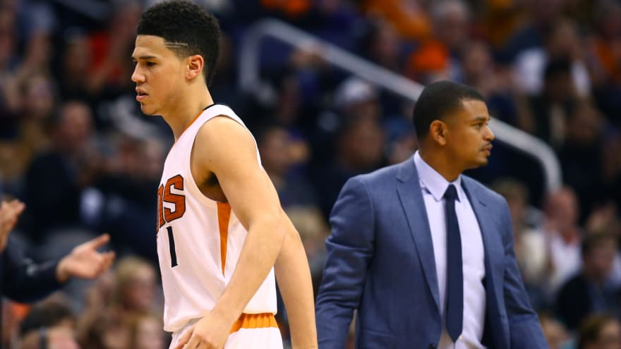 ee03022bb Earl Watson defends padding Devin Booker s stats