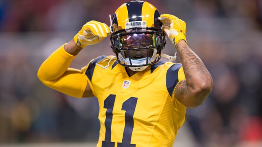 best website e56aa 30f3b NFL's color rush uniforms continue to look awful | Yardbarker