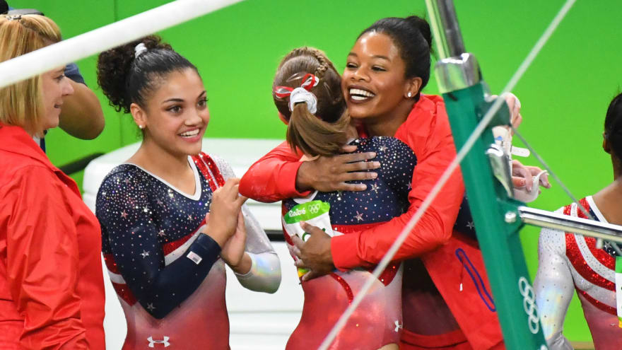 Gabby Douglas under fire again after video emerges