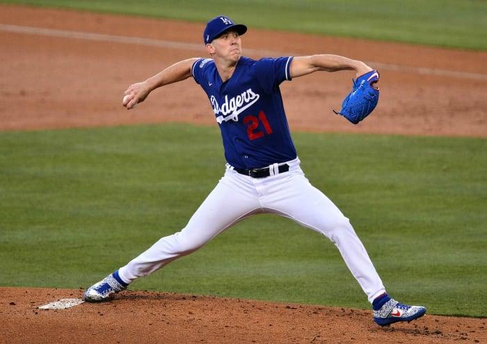 Dodgers de Los Ángeles: Walker Buehler, Sp