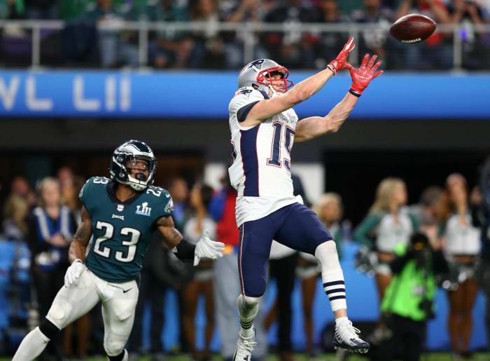 T-34. Super Bowl LII: Patriots vs. Eagles
