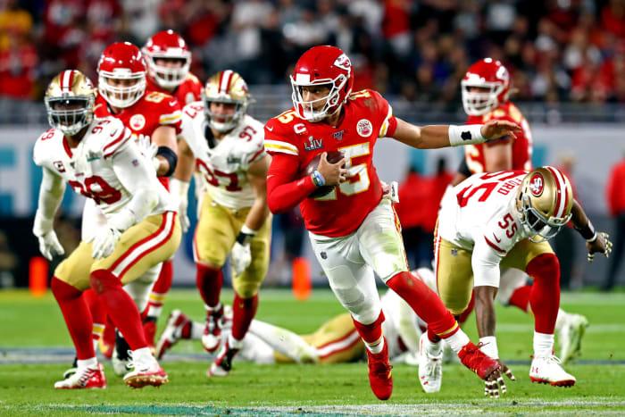 Super Bowl LIV: Chiefs vs. 49ers