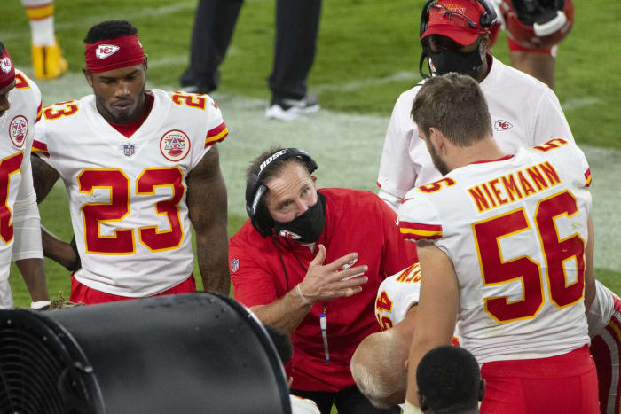 Unorthodox Chiefs hire paying off