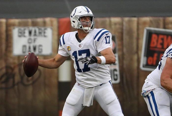 Colts' Philip Rivers blueprint takes a hit