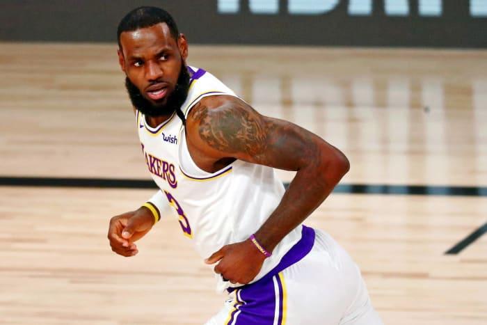 LeBron James, Basketball ($99.2M)