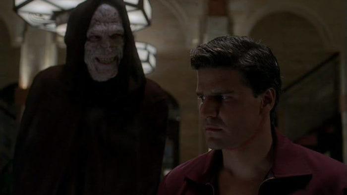 "David Boreanaz's 25-ish best ""Buffy the Vampire Slayer"" and"