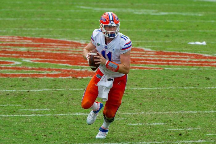 New Orleans Saints: Kyle Trask, QB, Florida