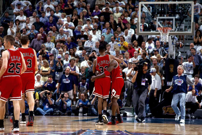 """The """"Flu Game"""""""