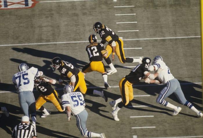T-14. Super Bowl X: Steelers vs. Cowboys