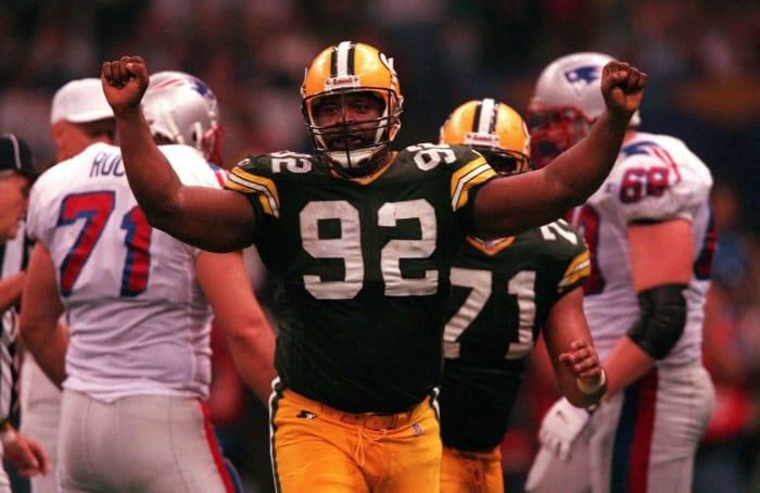 Reggie White: Super Bowl XXXI