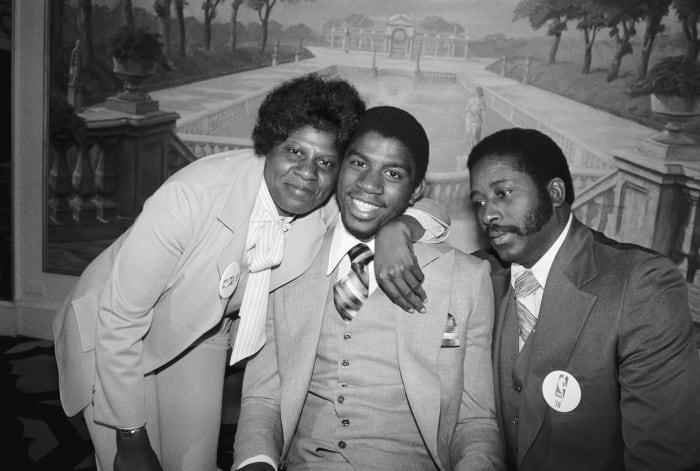 Magic Johnson Career Retrospective Yardbarker