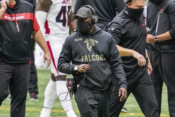 Raheem Morris inching onto coaching radar