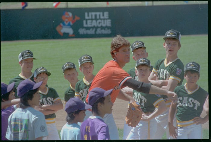 Who won the Little League World Series the year you were