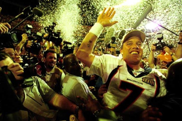 John Elway, QB, Denver Broncos - Super Bowl XXXIII