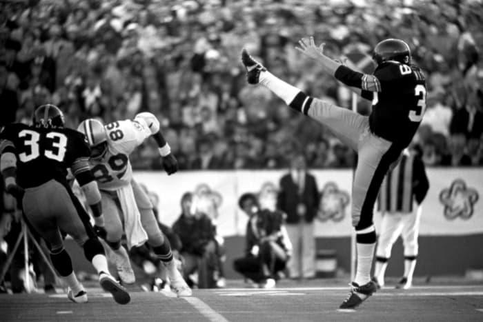 Bobby Walden, Age 37: Super Bowl X