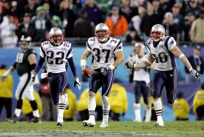 Rodney Harrison: Super Bowl XXXIX