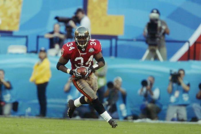 Dexter Jackson: Super Bowl XXXVII