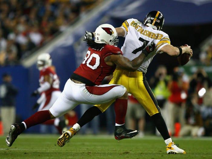 Darnell Dockett: Super Bowl XLIII