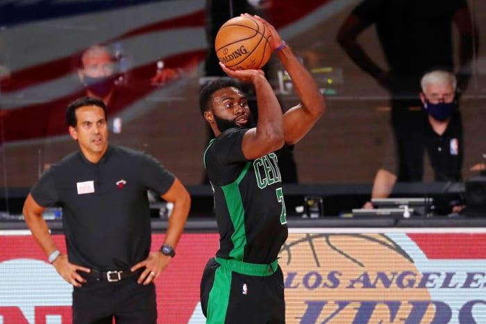 Phoenix Suns: Jaylen Brown (3)
