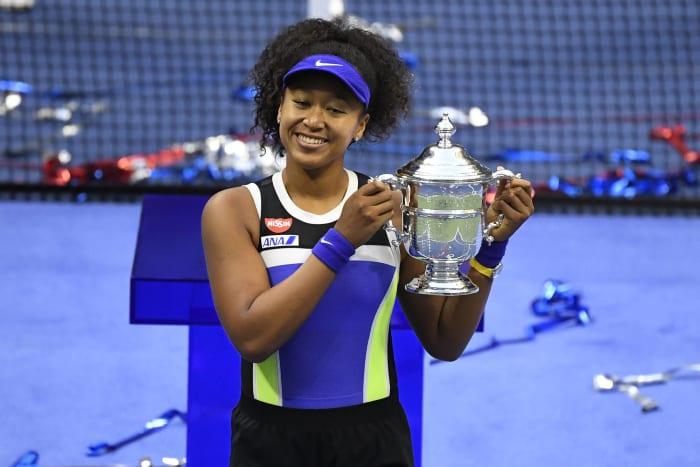 Naomi Osaka, Tennis ($37.4M)