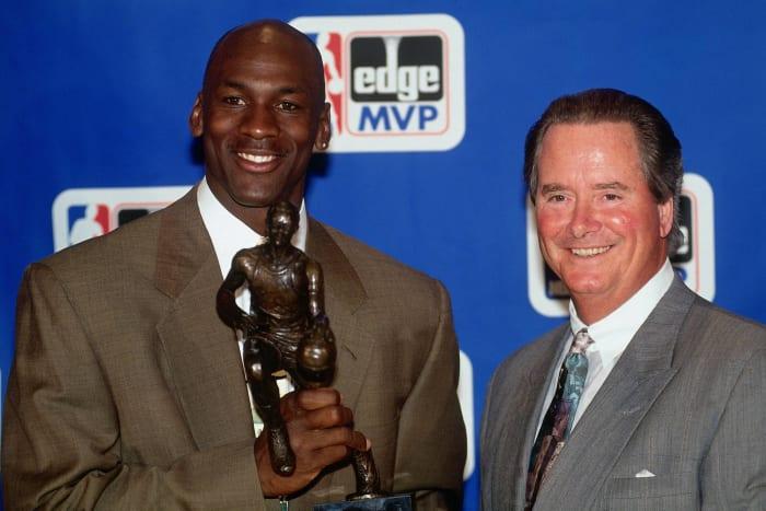 Dominant scorer and MVP