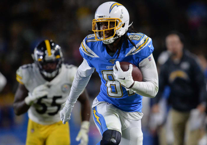 Los Angeles Chargers' best look: 2019 home