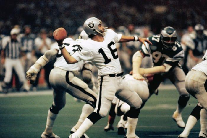 Super Bowl XV: Oakland 27, Philadelphia 10