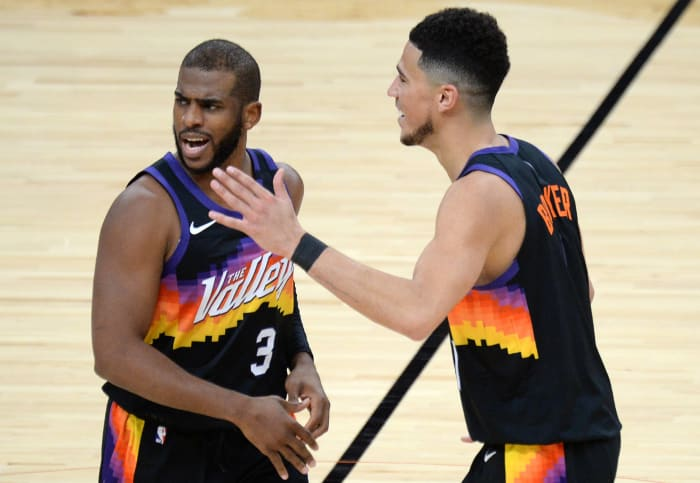CP3 changes the culture in Phoenix
