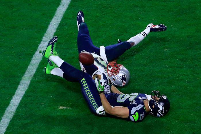 Super Bowl XLIX: Patriots vs. Seahawks