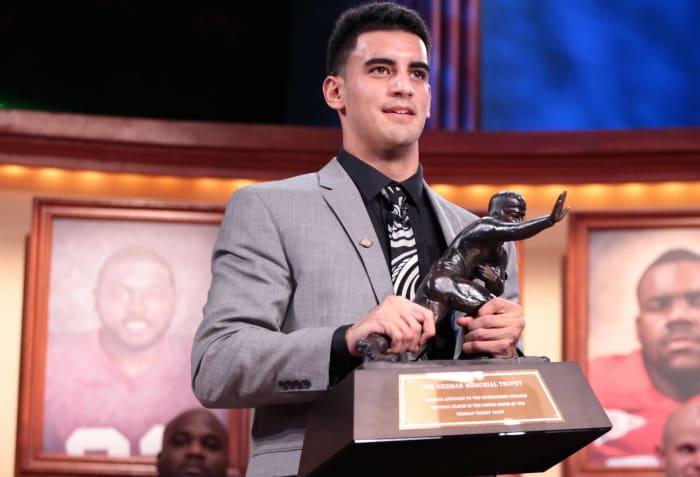 The last 30 Heisman Trophy winners | Yardbarker