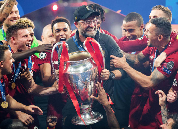 Liverpool grab first Champions League crown since 2005 -Top Sports Moments of 2019